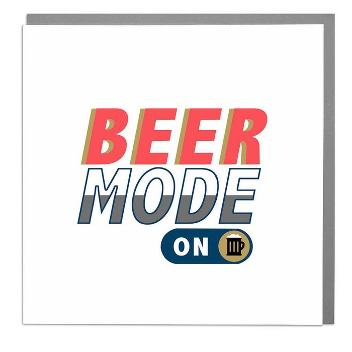 Rocky - Beer mode on