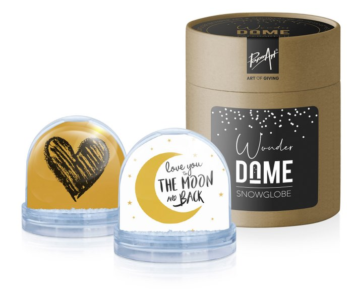 Wonder Dome Love you to the moon