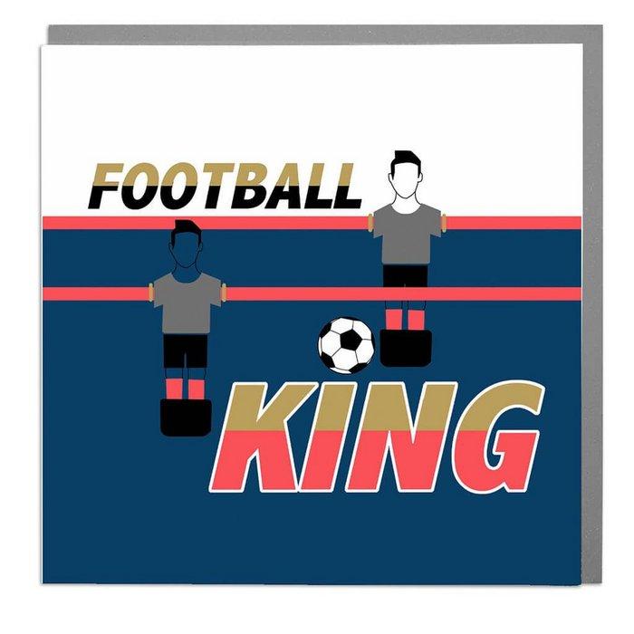 Rocky - Football king