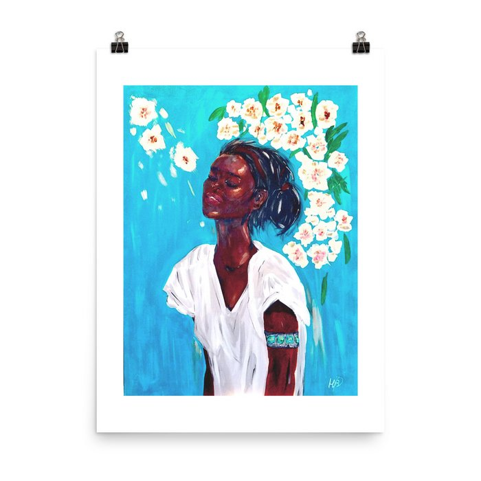 "''Glow"" Poster"