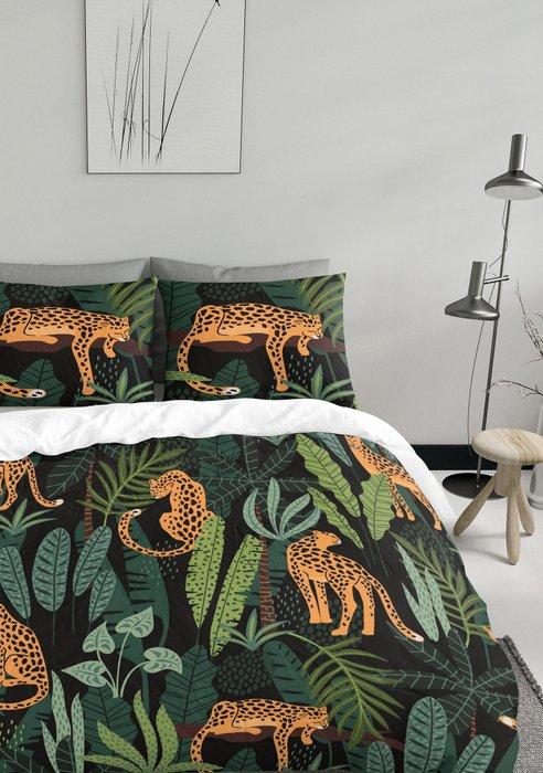 Dekbedovertrek Jungle Leopard