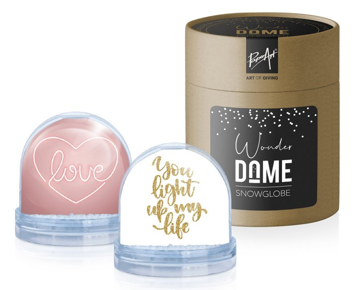 Wonder Dome You light up my life
