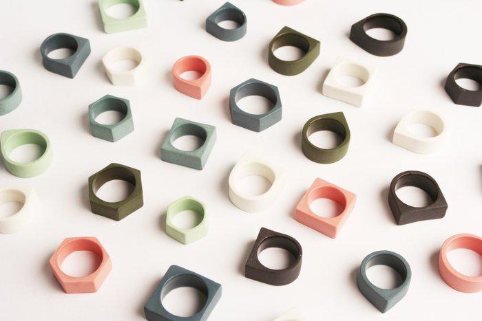 MAT Ring Hexagon