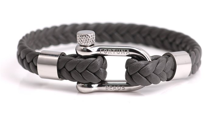 Nautical L7 Grey Leather