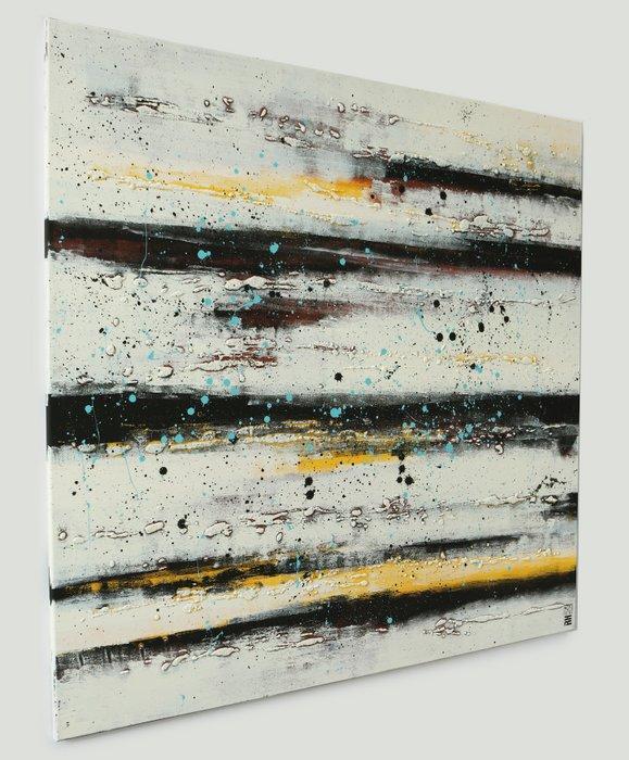Schilderij - Black Line Pictures