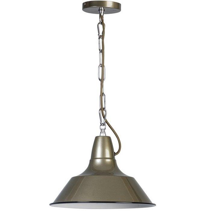 Hanglamp Fasano groengrijs