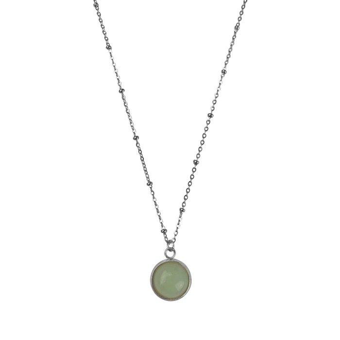Necklace Aventurine Stone