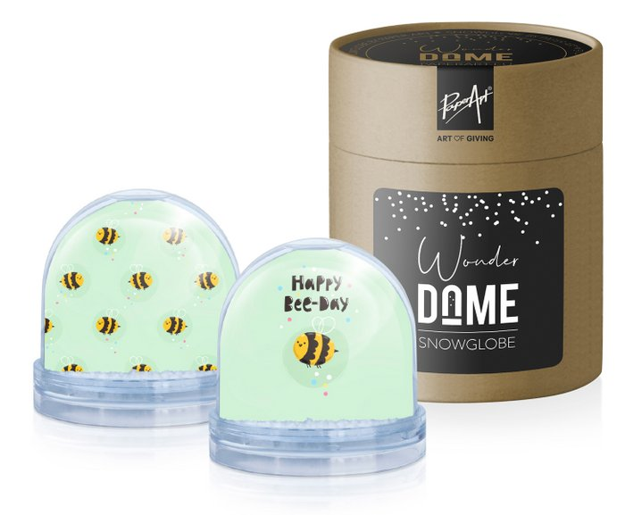 Wonder Dome Happy Bee-day