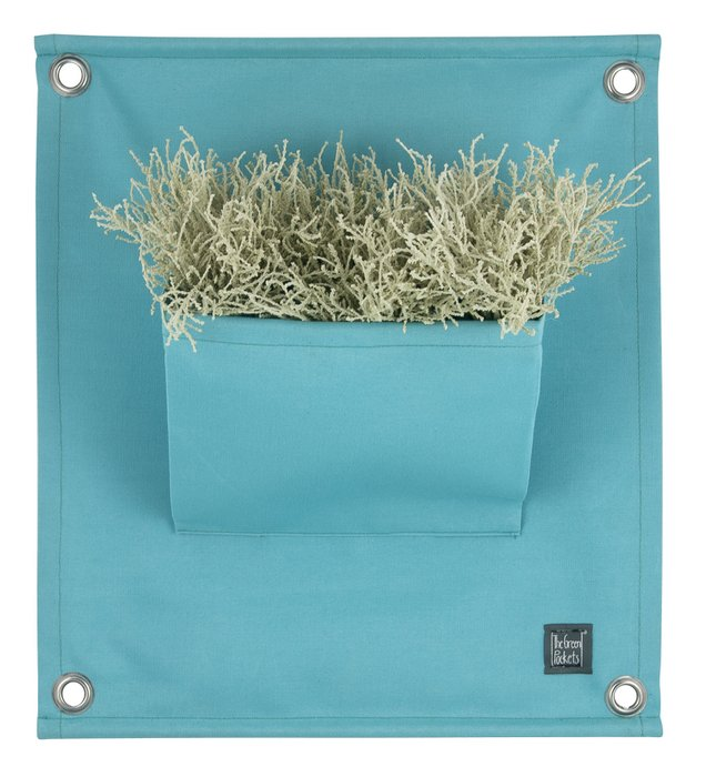 The Green Pockets® AMMA Turquoise