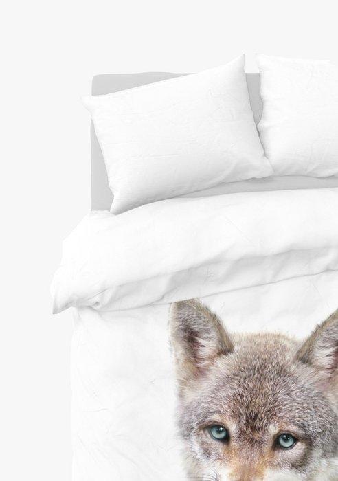 Dekbedovertrek Baby Wolf