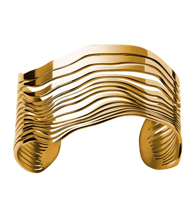 Whisper bangle gold