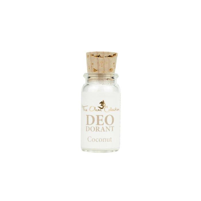 Deo Dorant Powder Trial Size Coconut
