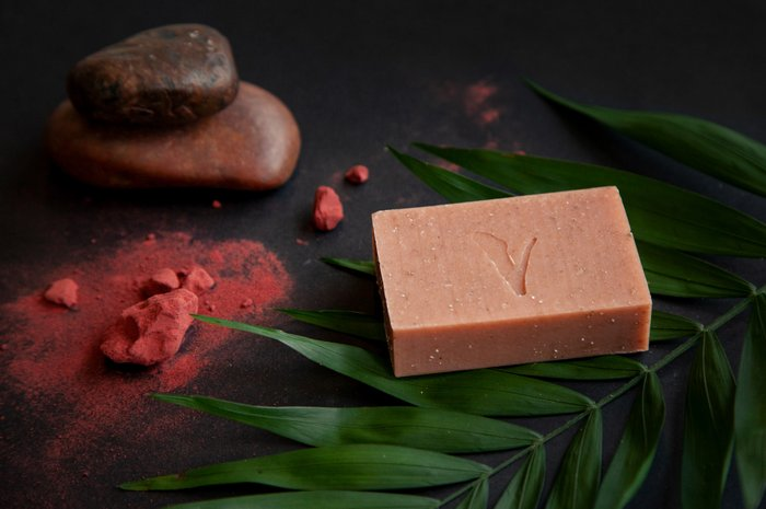 Divinity Smiled Back - Myrrh & Terracotta Clay