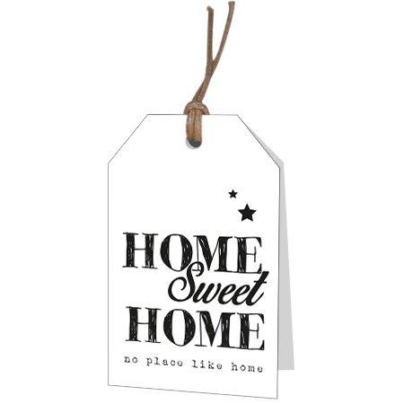 Kadokaartje Part30 Home sweet home