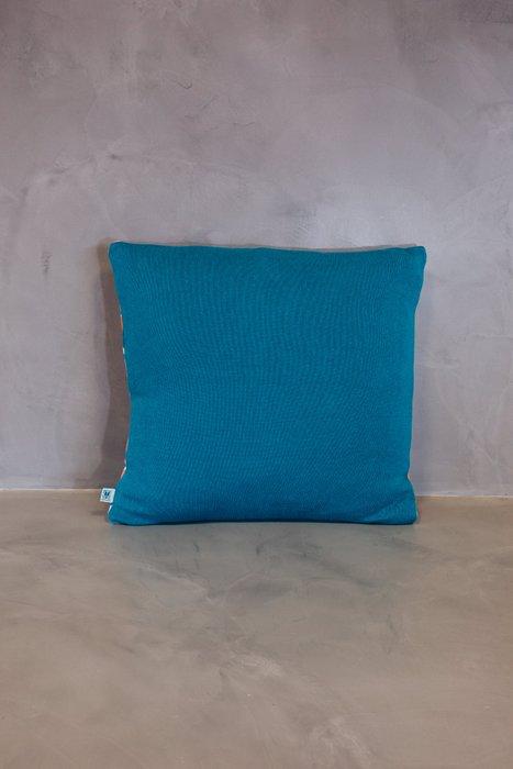 Cushion Azulejo Lisboa Coral