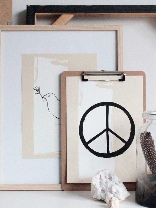 A4 Peace