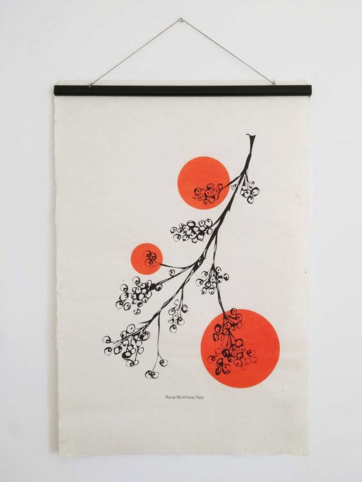 Branch Wall Art 50 x 70 cm