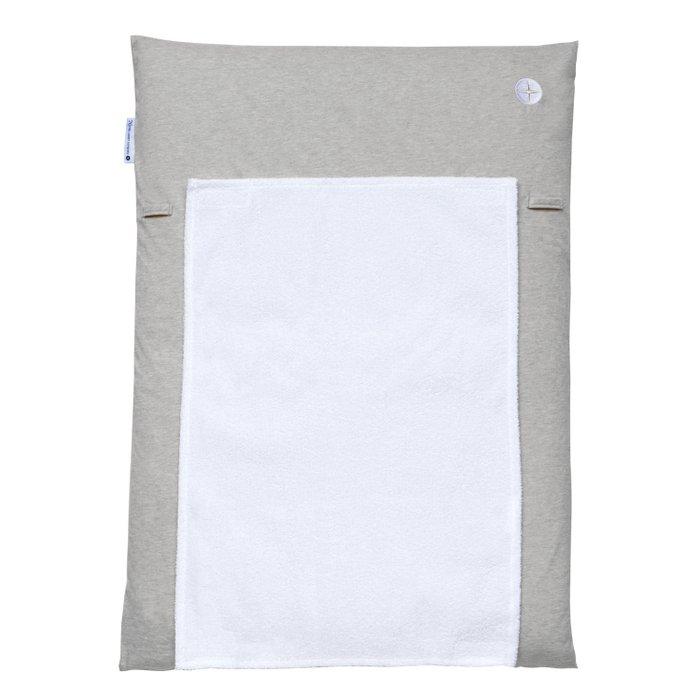 Grey small changing mat