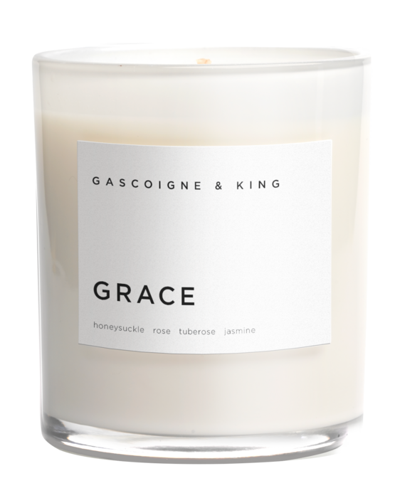 GRACE SOYWAX/GEURKAARS 400ml