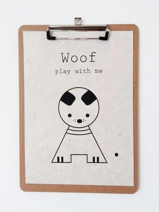 A4 Dog