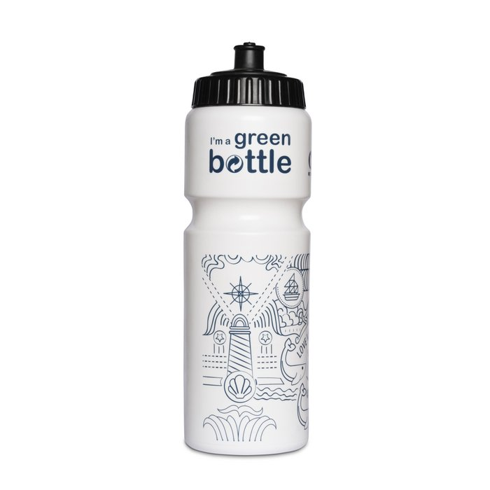BIO Bidon White Ocean 750 ml