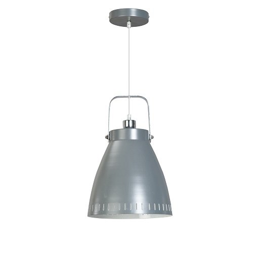 Hanglamp Acate grijs