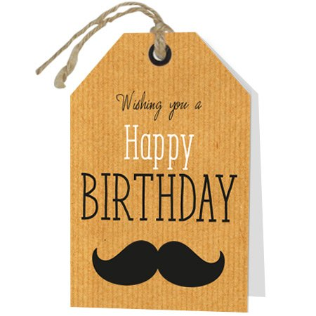 Wenskaart Rebel Happy Birthday