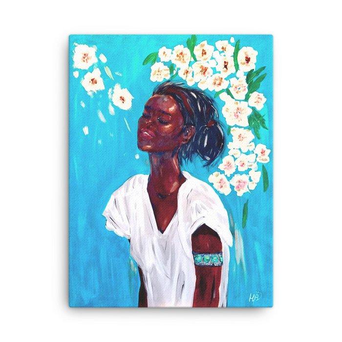 """Glow"" Acrylic Canvas"