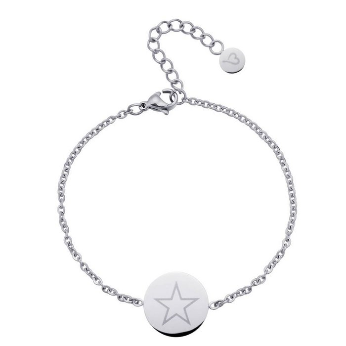 Shining Star Anklet Silver