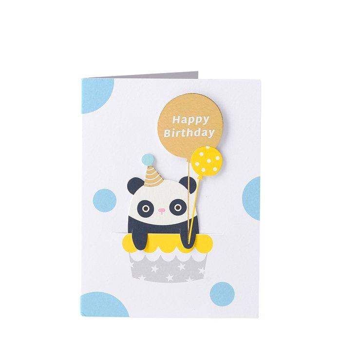Bookmark Card – Happy Birthday