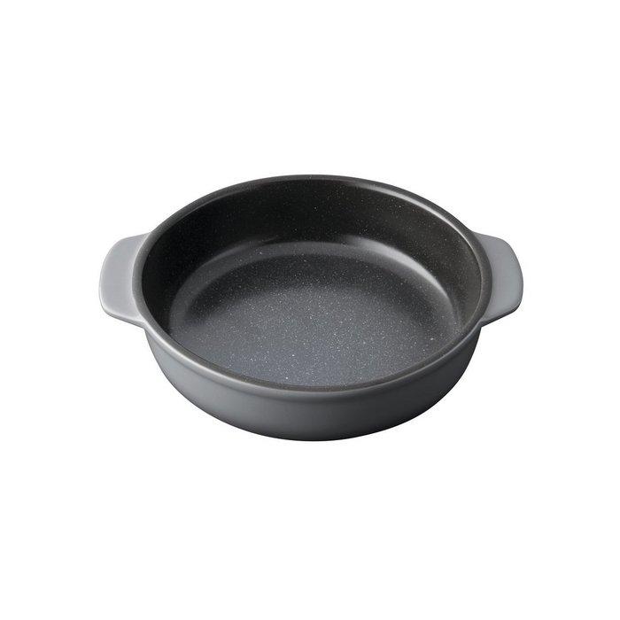 Round baking dish small 24.5x21x5.5cm