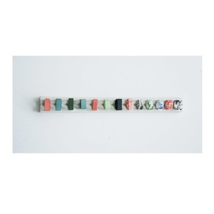 Store display rings