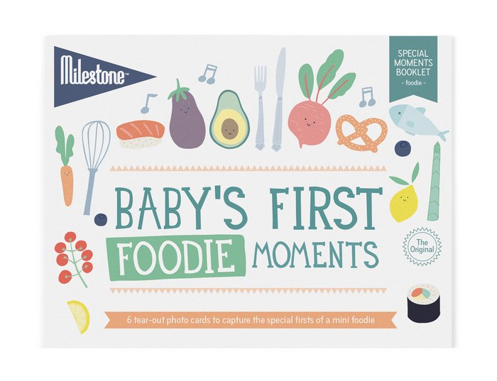 First Foodie Moments