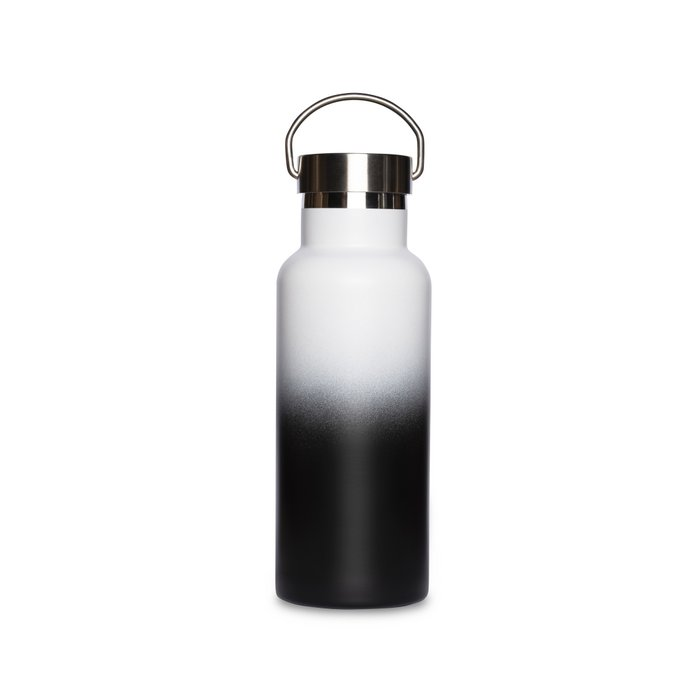 Fusion Thermosfles 'Black & White' 500 ml