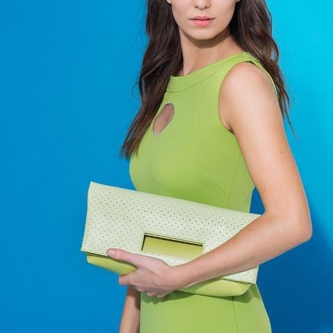 Fold it bag Perf. Green