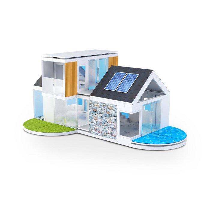 Go Plus 2.0 Kids Architect Scale Model House Building kit