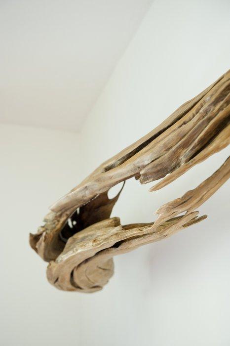 wall lamp oak