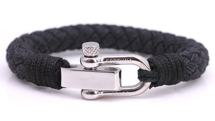 Nautical S2 Steel Black