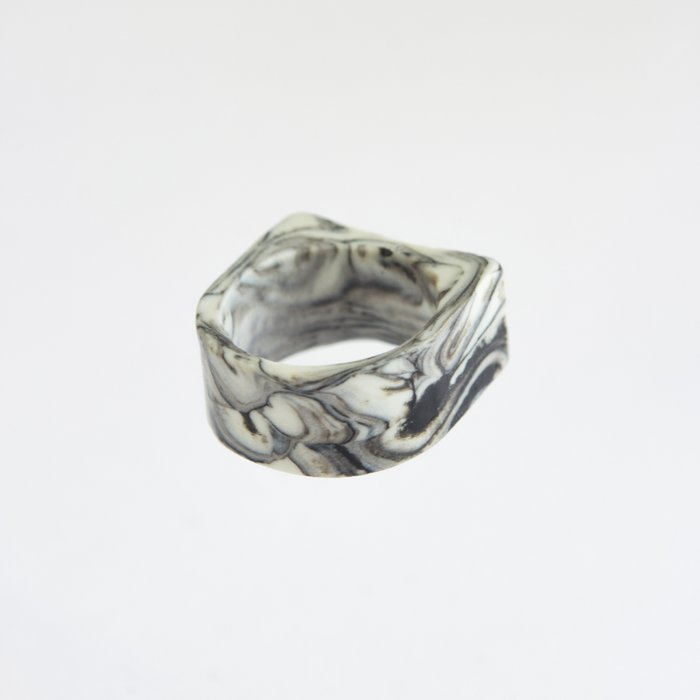 MARBLE Ring Flat