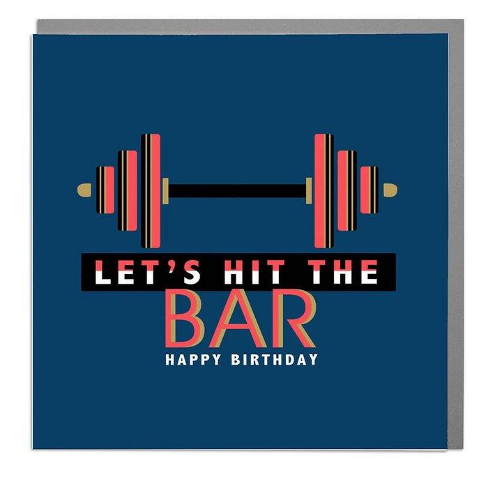 Rocky - Hit the bar