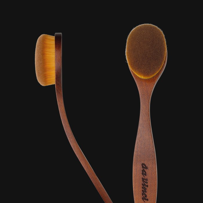 Davinci Facebrush no14 VEGAN