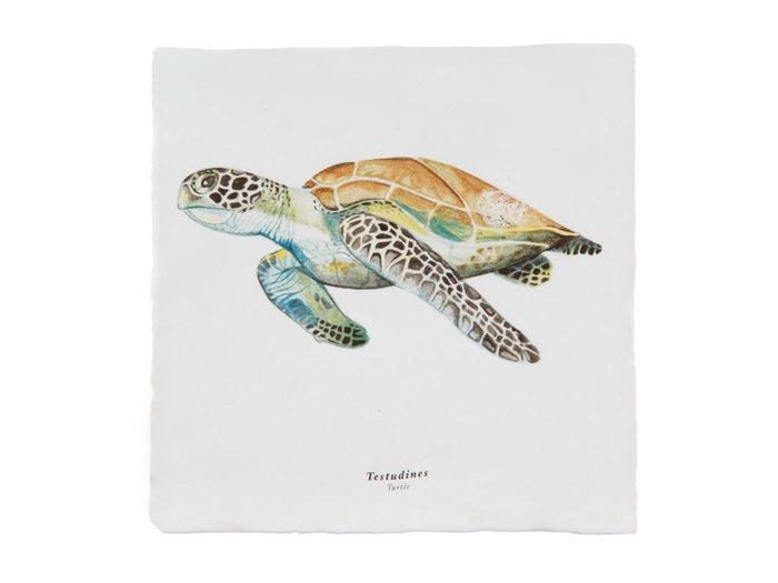 Rebellenclub x Lisa Tile - Turtle