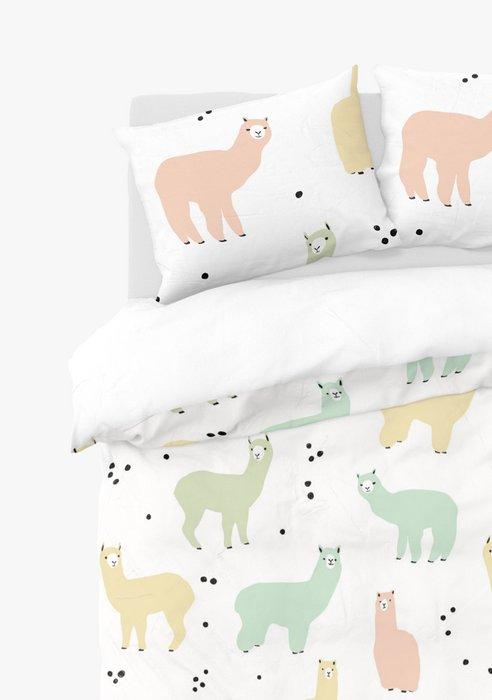 Dekbedovertrek Soft Alpaca