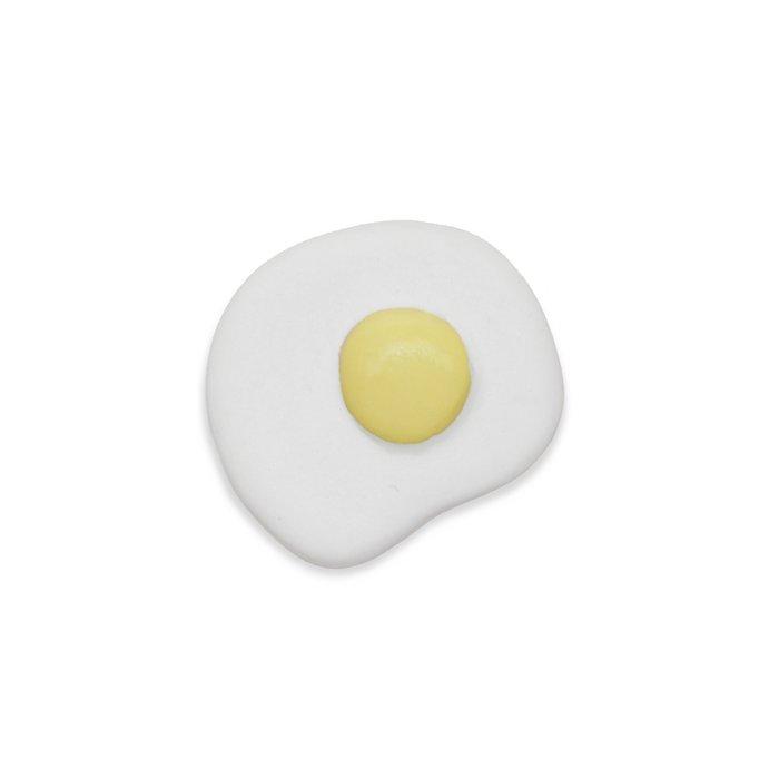 Baked egg pin