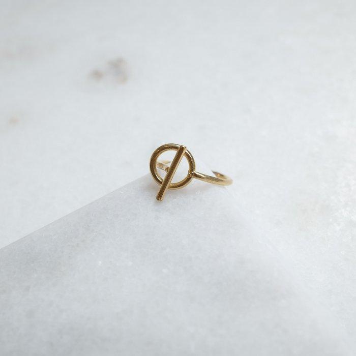 Locked ring