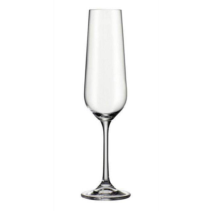 No. 1 Champagne Flutes 22cl (Set of 6)