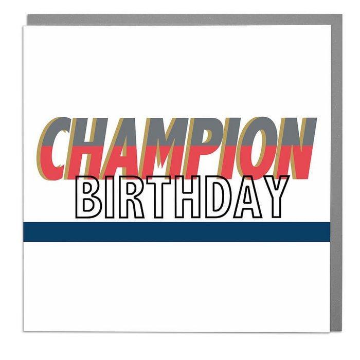 Rocky - Champion birthday