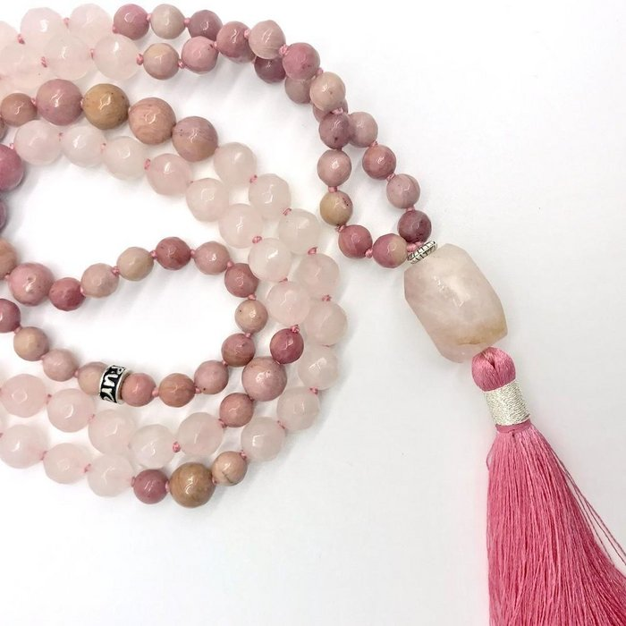 Forever Young Gemstone Mala