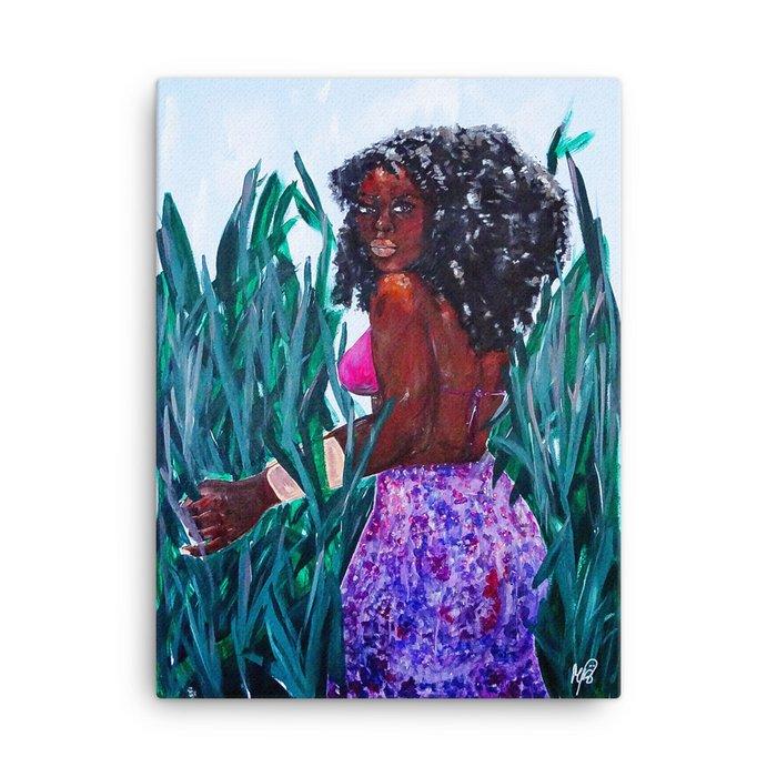 """""""Escape"""" Acrylic Canvas"""