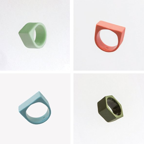 SET mix MAT Rings